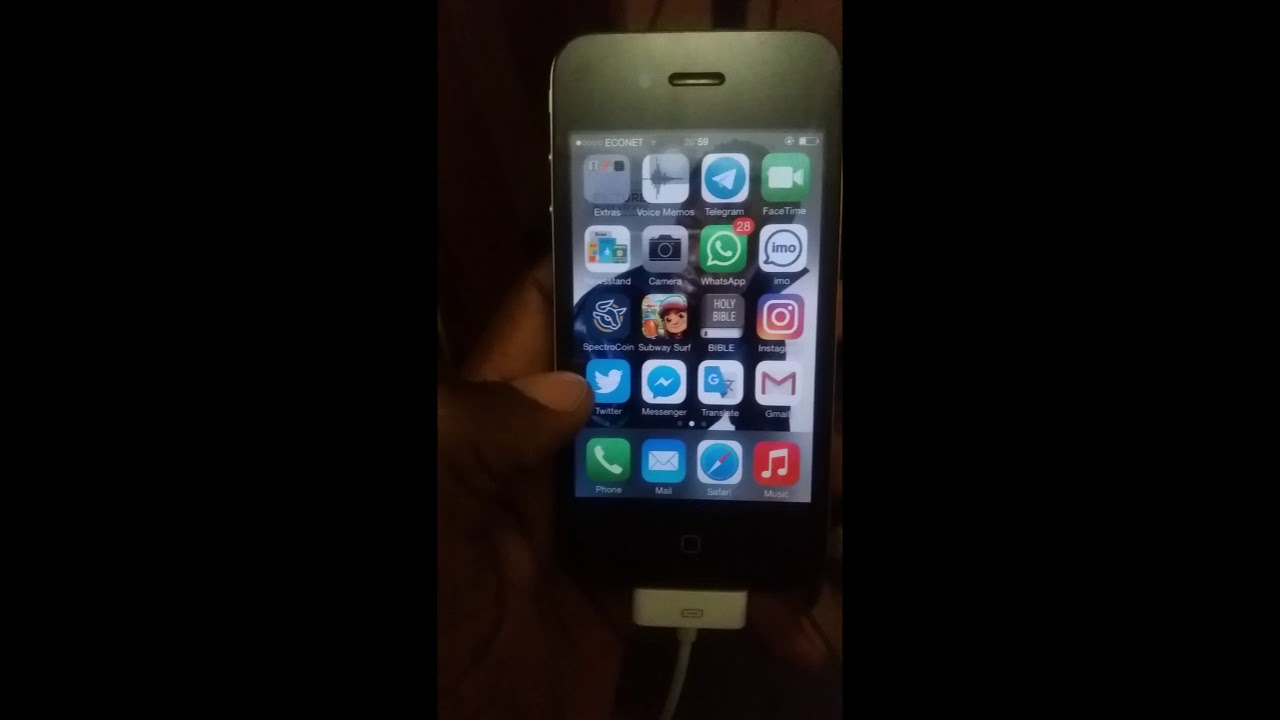 How To Install Unsupported Apps on iphone 4 iOS 7 1 2 using 3uTools