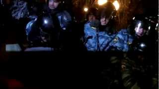 Замес на Пушкинской 05.03.2012