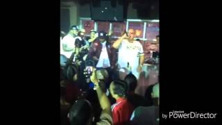 Fat Joe - All The Way Up (Remix) Ft.50 Cent Live At Effin Party
