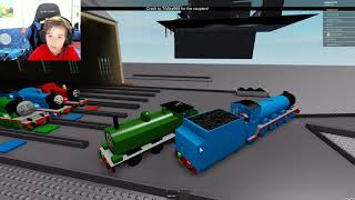 THOMAS AND FRIENDS: (YOU GET THE IDEA) THOMAS AND FRIENDS ROLEPLAY - Roblox