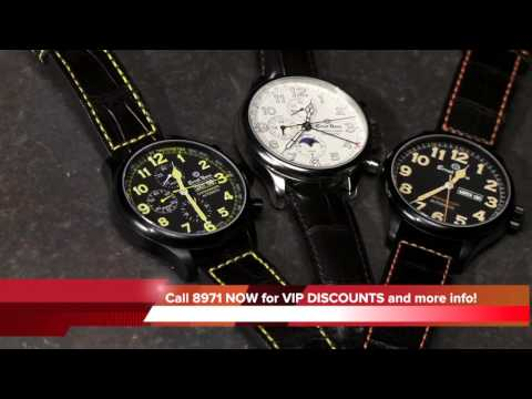 Ian Wilson Fine Timepiece Seminar