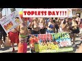 Go Topless Day 2018  |  Free The Nipple!