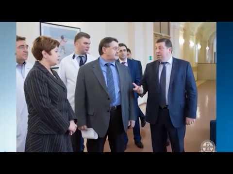Президент РФ объявил благодарность Петру Глыбочко