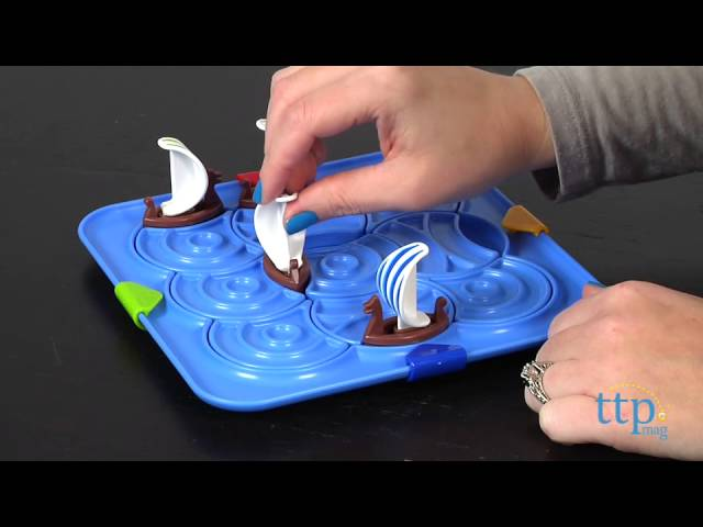 Vikings Brainstorm - Multi Level Puzzle Game from Smart Toys & Games