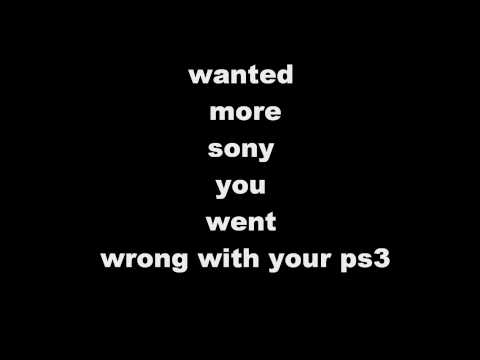PS3 song Lyrics