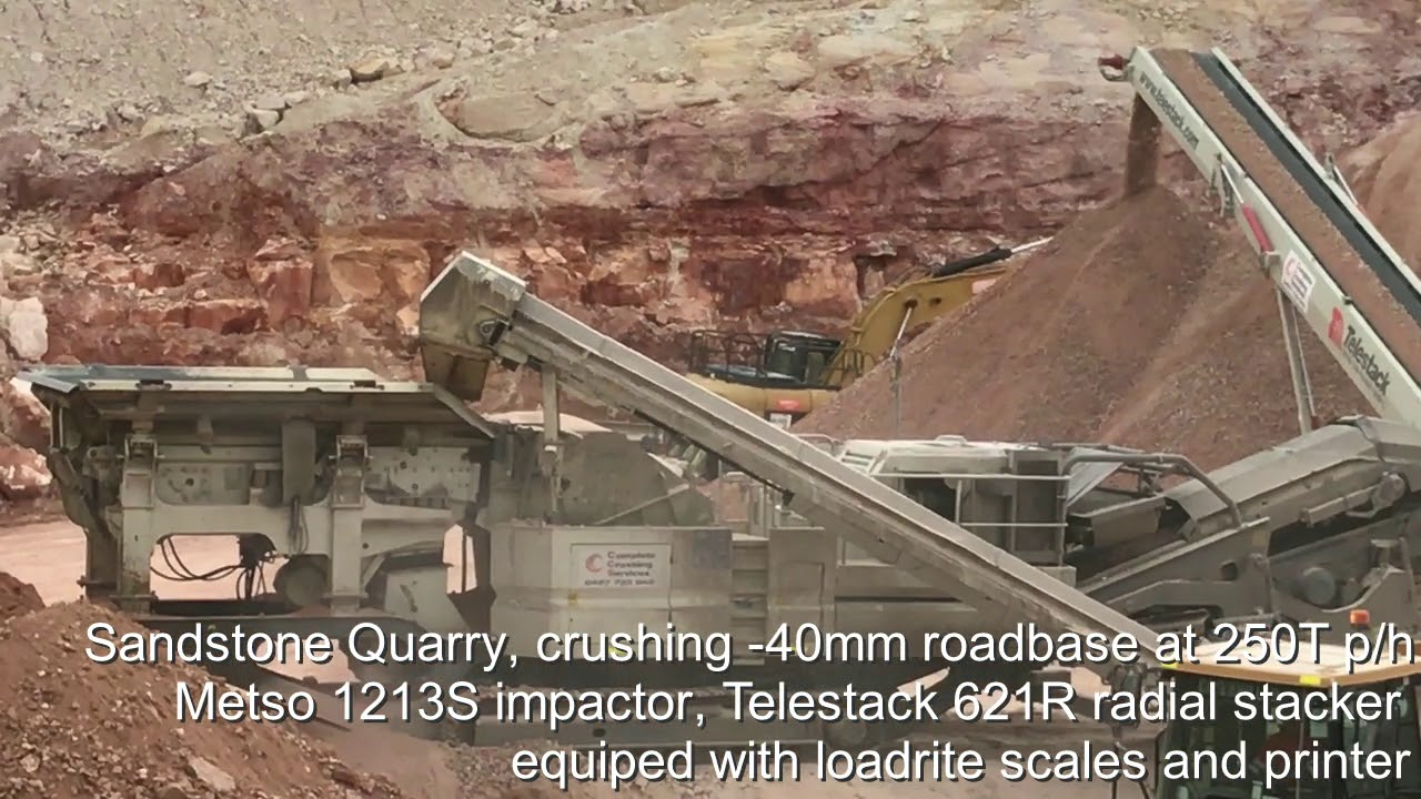 Video Gallery – CCS Complete Crushing Services