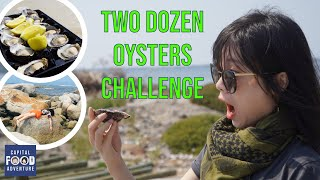 Lease 65 Oysters | We try Tasmania's best oysters | what to do in Tasmania