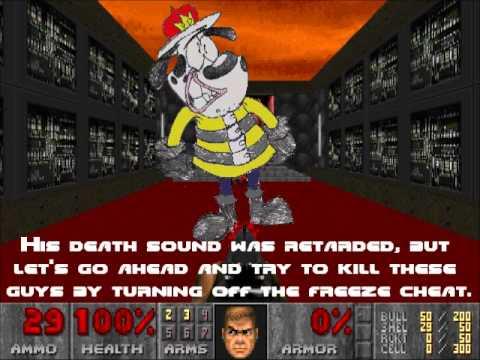 Crappy Doom WADs - Nambona890MapPack wad (With A Good Doom WAD Bonus!)