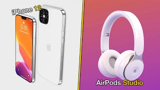 TUTTI I DETTAGLI SUI NUOVI IPHONE 12, OLED 120Hz, AirPods Studio & Altre News!