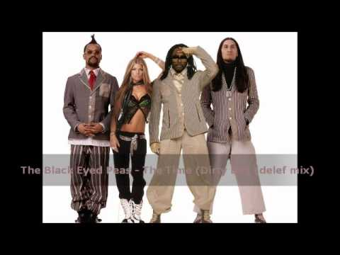 The Black Eyed Peas - The Time (without Dirty Bit) dance remix ( delef mix ) mp3