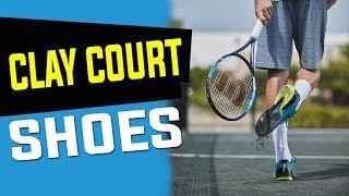 Clay Court Shoes vs Hard Court shoe Tennis