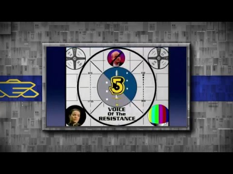 Babylon 5 Data Files - Voice of the Resistance