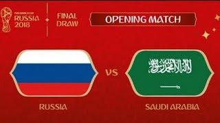 Prediksi Grup A Piala Dunia   Rusia vs Arab Saudi 14 Juni 2018   Prediksi Skor Anda?