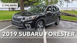2019 Subaru Forester (Premier): FEATURES OVERVIEW