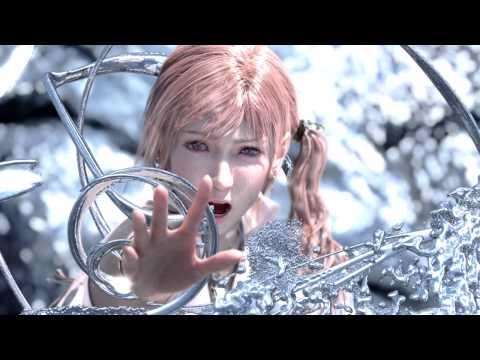 Final Fantasy XIII CGI-Cutscene HD - Serah's captured by the fal'Cie