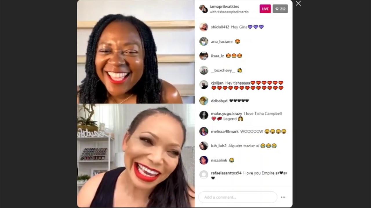 UNCENSORED: Tisha Campbell (part 3) - YouTube