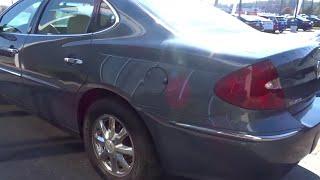 2007 Buick LaCrosse Marietta, Atlanta, Roswell, Woodstock, Kennesaw, GA 489728A