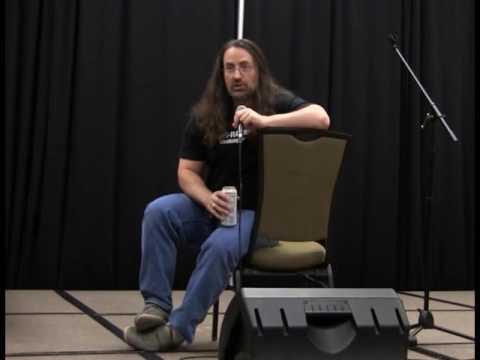 Jim Butcher Q&A MalCon Denver August 14 2016