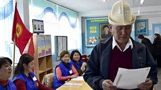 Выборы президента в Кыргызстане: победил преемник президента Жээнбеков (новости)