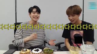 haechan & doyoung being soft 180531 [eng sub] screenshot 2