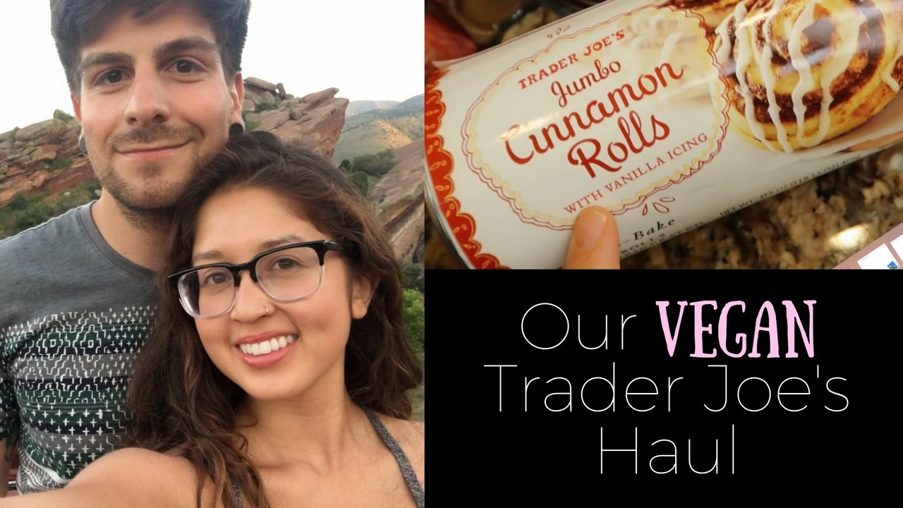 Quick Trader Joe's Haul | Vegan Couple | Accidentally Vegan