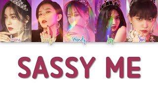 Track 04: sassy me trans by: http://fyeah-redvelvet.tumblr.com