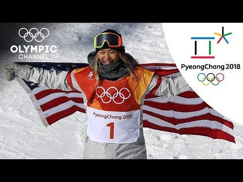 Chloe Kim's Snowboard Highlights | PyeongChang 2018