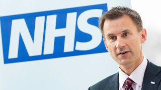 Jeremy Hunt: NHS needs 'significantly more funding in years ahead '