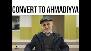 Arab Muslim Doctor Accepts Islam Ahmadiyya