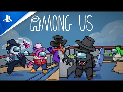 Among Us | PlayStation Announcement Trailer | PS5, PS4