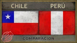 CHILE vs PERÚ | Potencia Militar | 2018
