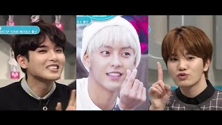 BTOB super idol chart show ENG SUB kpop funny Ryeowook minhyuk infinite sungjong 비투비