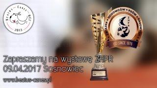 Zapraszamy na wystawę ZHPR - Sosnowiec 09.04.2017