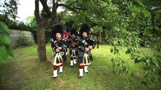 Happy Birthday from the Caber Feidh Pipe Band