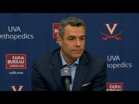 MEN'S BASKETBALL: Duke - Tony Bennett Post Game