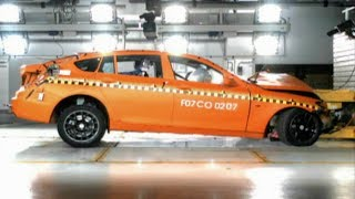 BMW 5 Series Gran Turismo Crash Test