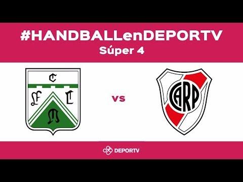 #HANDBALLenDEPORTV - Ferro vs. River (Liga Caballeros) - PARTIDO SUSPENDIDO