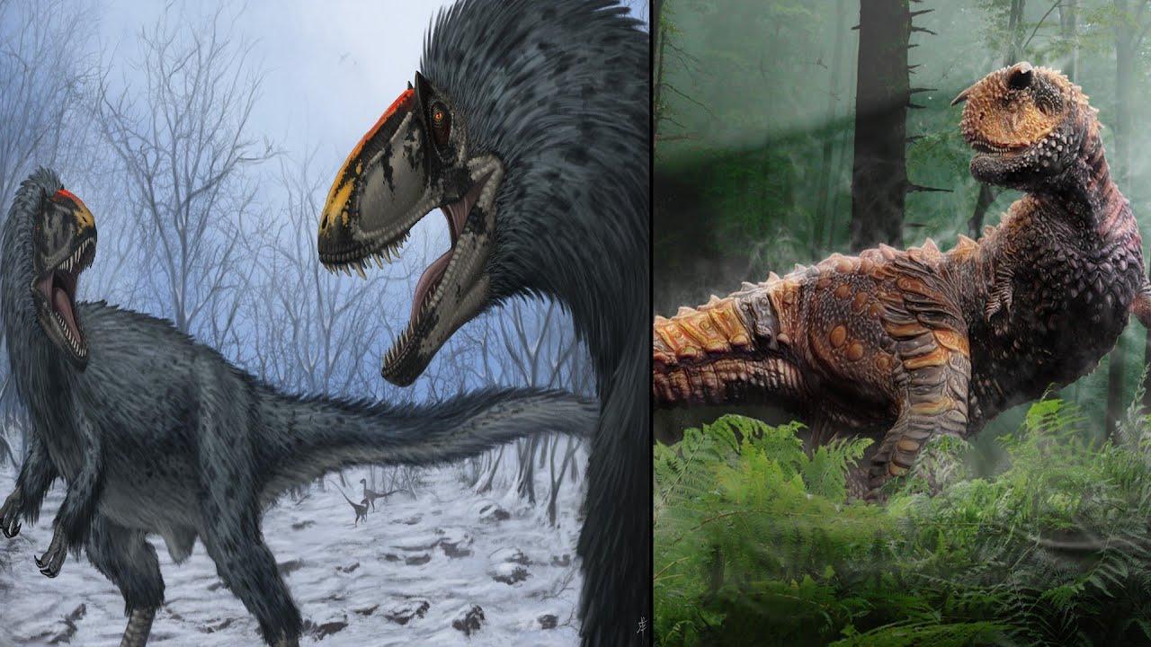 yutyrannus vs carnotaurus who would win 2 youtube