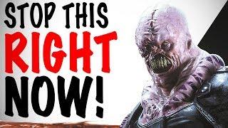 Resident Evil 3 Remake Is DESTROYING Capcom