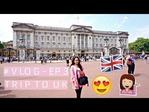 #HOLIDAY VLOG EP 3- UK TRIP