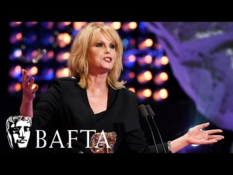 Joanna Lumley receives the BAFTA Fellowship | BAFTA TV Awards 2017