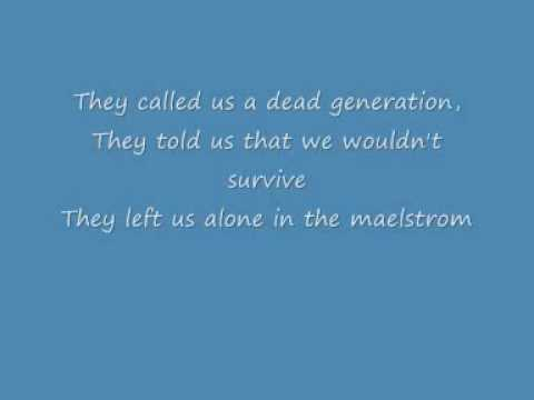 Stone sour - 30/30 150 with lyrics