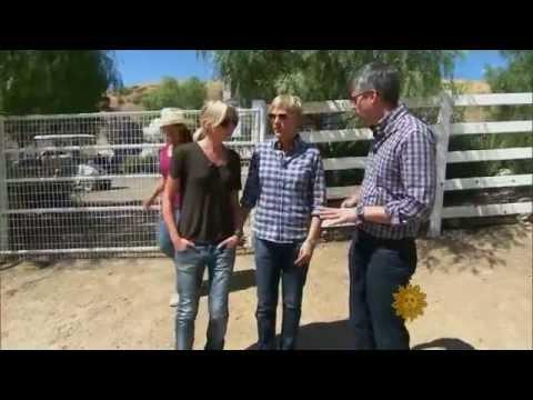 Ellen DeGeneres On CBS Sunday Morning News