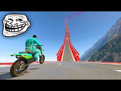 FINAL TROLL!! ME TROLLEAN!!! - CARRERA GTA V ONLINE - GTA 5 ONLINE