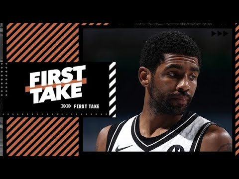 Stephen A.: Kyrie Irving is being selfish   First Take