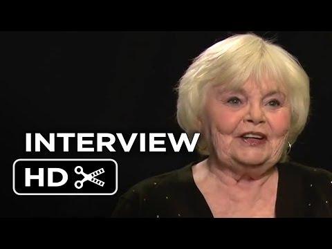 Movies For Grownups FF - Nebraksa - June Squibb Interview (2013)