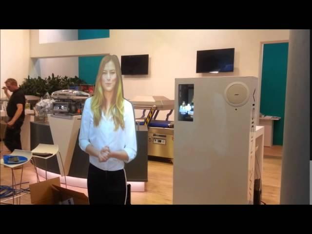 Virtual Host for Henkelman Vacuum Systems