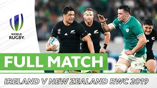 New Zealand v Ireland | Rugby World Cup 2019