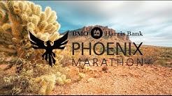 Phoenix Marathon - Course Map