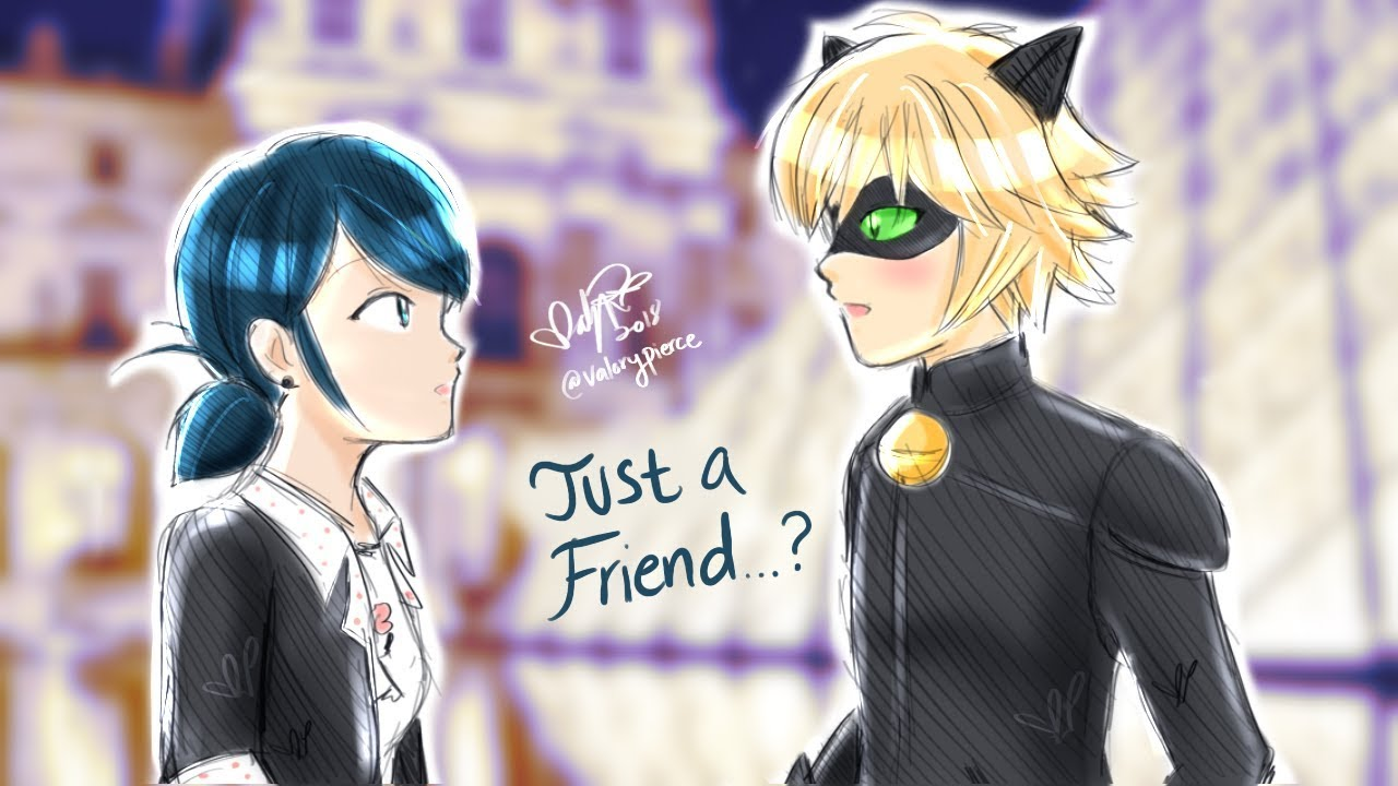 """MISSION OF LOVE"" - JUST A FRIEND? - Part 9 ♥️ Miraculous Ladybug Comic Dub  